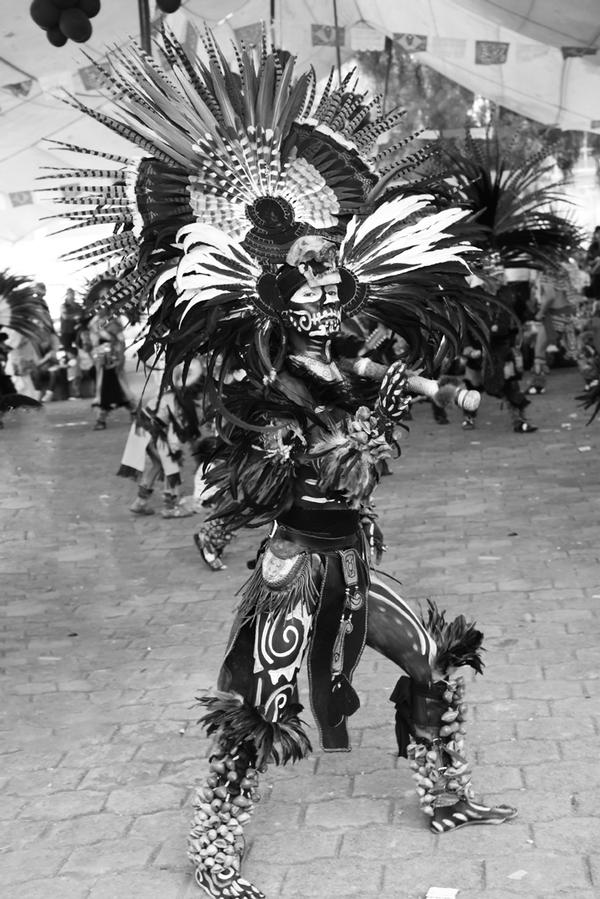 Aztec Dancer © 2019 Joseph Sorrentino