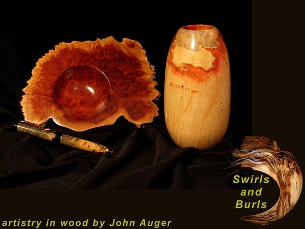homepage image 2007 John Auger