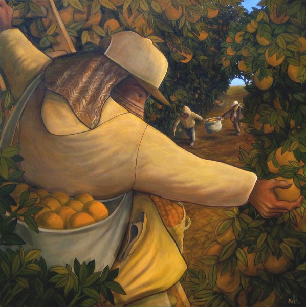 'The Orange Grove' Eric Bellis