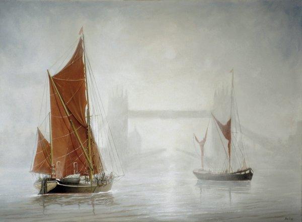 Thames Reflections' Eric Bellis 2014