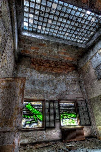 Wurlitzer Building - Penthouse