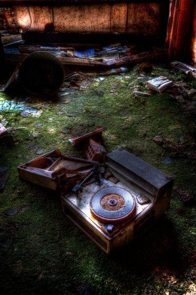 Eloise Insane Asylum: Library