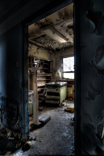 Northville Psychiatric Hospital: Exam Room