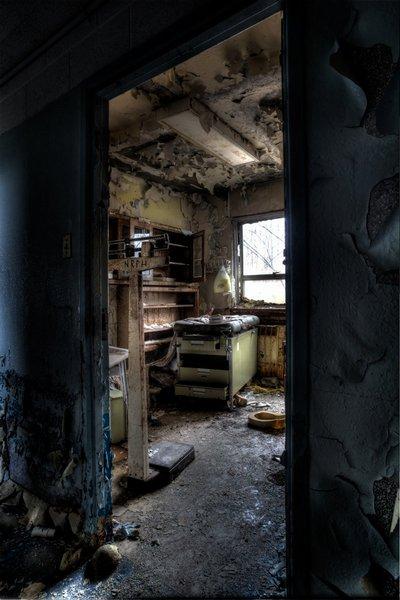 Northville Psychiatric Hospital: Exam Room
