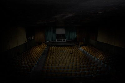 Northville Psychiatric Hospital:Theater