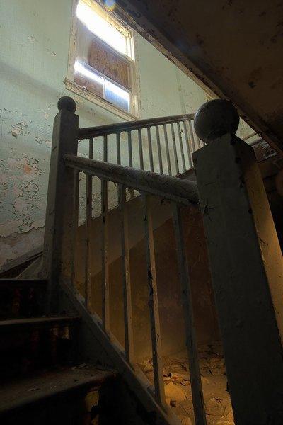 Theater Stairway