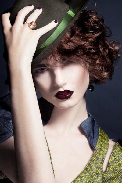 Elie Burton for Velvet Magazine