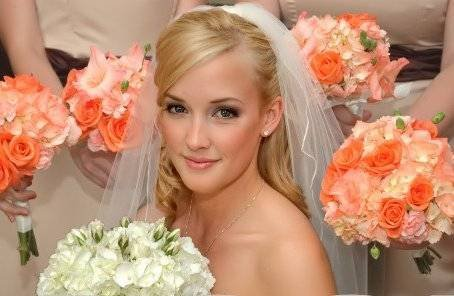 Nashville Bridal Makeup by Brides by Lisa - www.bridesbylisa.com