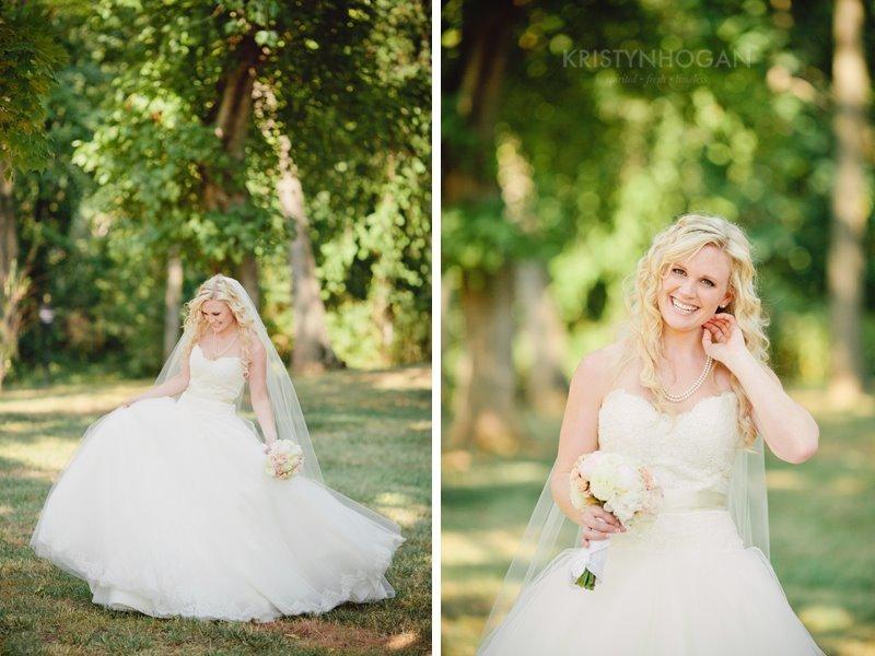 Airbrush Wedding Makeup by Brides by Lisa Johnson - www.bridesbylisa.com