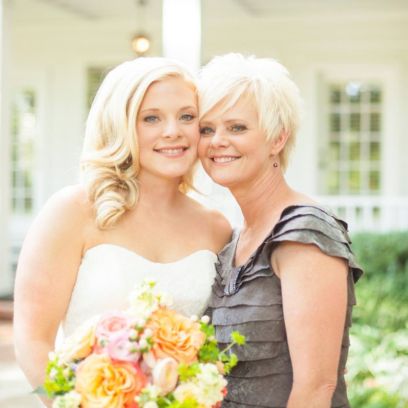 wedding makeup by lisa johnson - brides by lisa