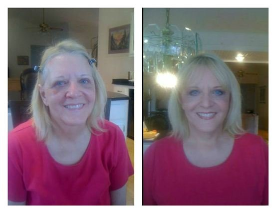 Women Over 40 Makeup by Lisa Johnson