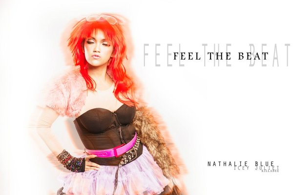 Feel the beat iceymakeupartist