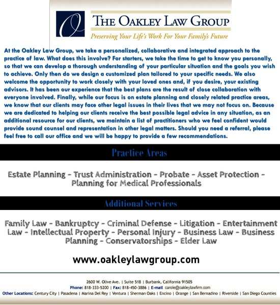 Law Firm Los Angeles CA