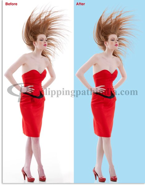 Hair Masking http://www.clippingpathindia.com