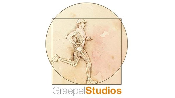 Vitruvian Runner Steve Graepel